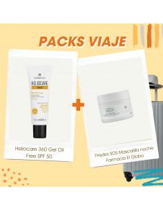 Pack Viaje 3 con Heliocare...