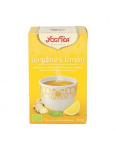 Yogi Tea Jengibre Limón