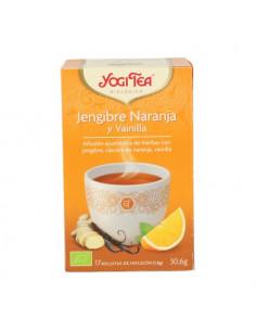 Yogi Tea Jengibre Naranja...