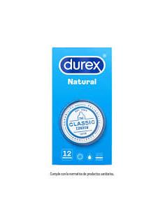 Preservativos Durex Natural...